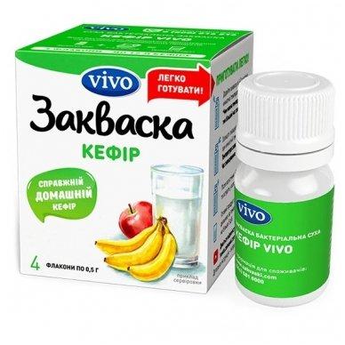 VIVO gerųjų bakterijų kefyras