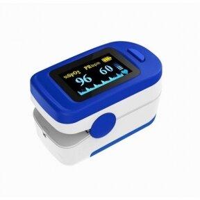 Wellue pulsoksimetras FS20C