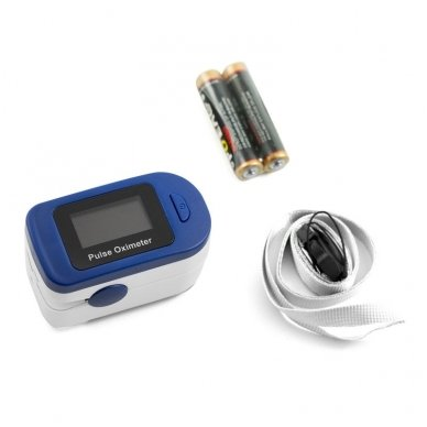 Wellue pulsoksimetras FS20C 4